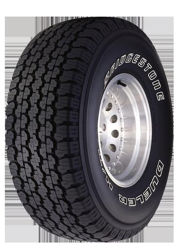 Bridgestone 245/65 R17 107T Dueler H/T D689 2018