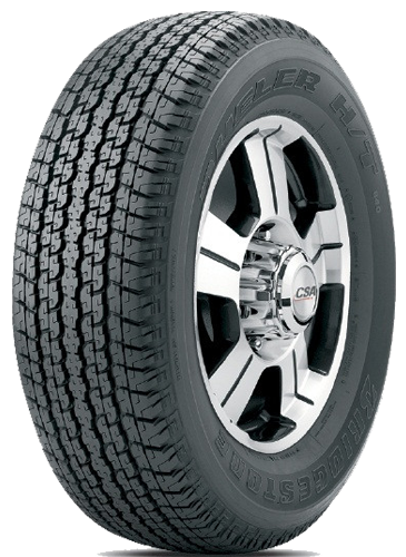 Bridgestone 285/60 R18 116V Dueler H/T D850 2018