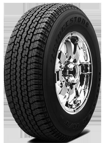 Bridgestone 265/65 R17 112H Dueler H/T D840 2019
