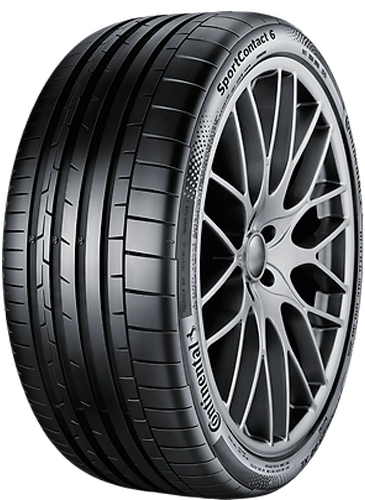 Continental 215/60 R17 96H ContiSportContact 6 2018