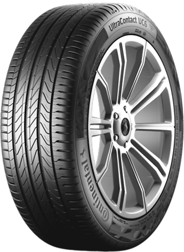 Continental 215/60 R17 96H UltraContact UC6 2018